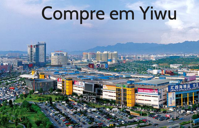 Compras em Yiwu