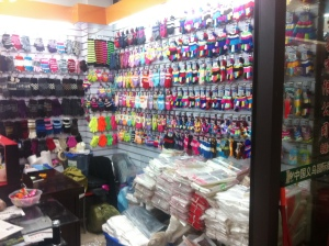 loja de luvas