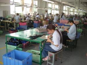 mao de obra chinesa
