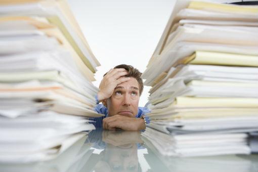 papelada burocracia importacao
