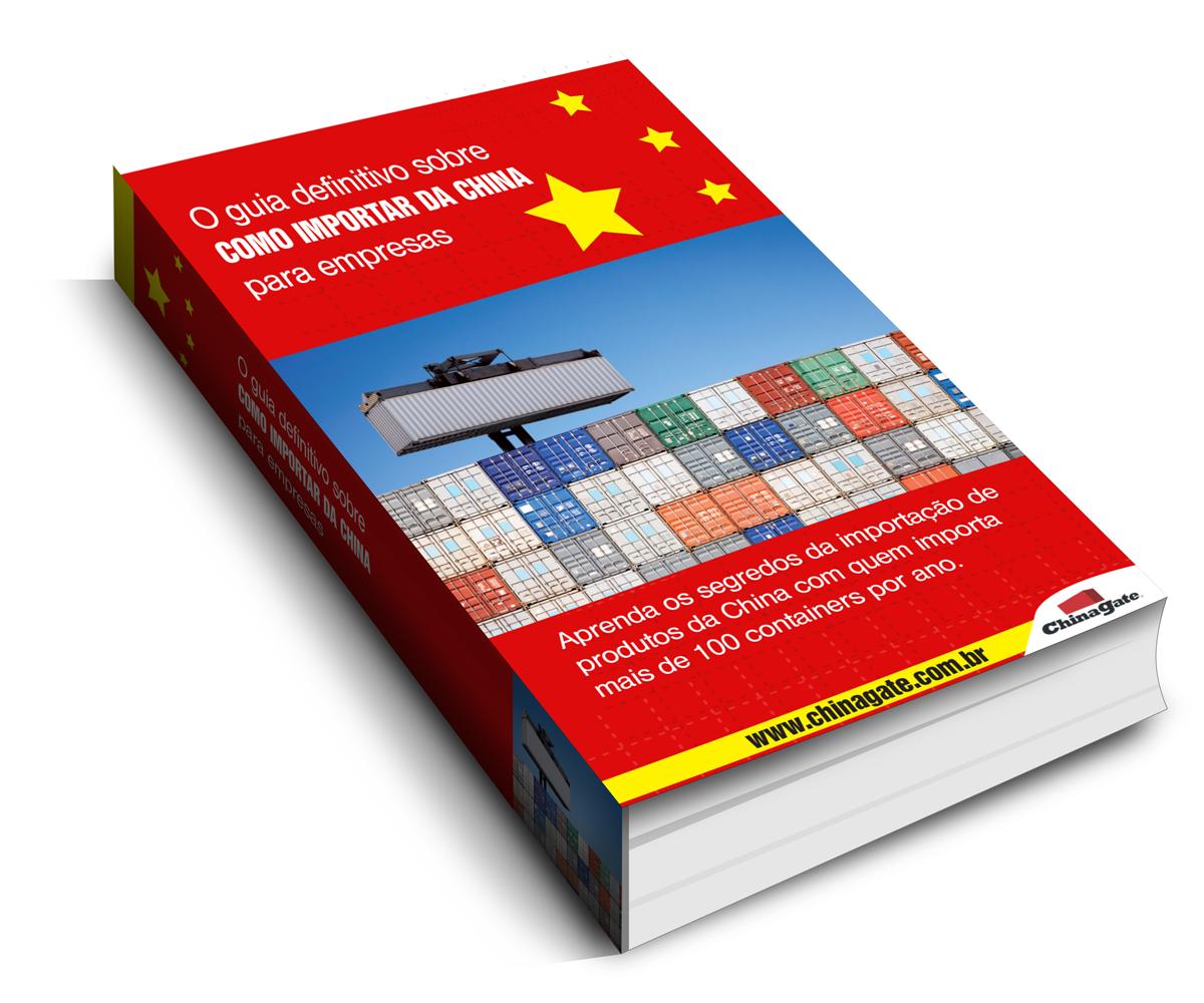 Ebook Como Importar da China para Empresas