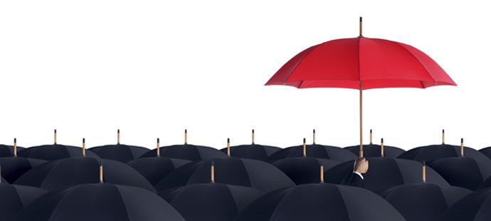 diferenciacao guarda chuvas