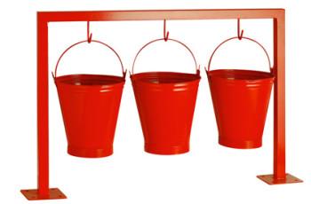 A teoria dos três baldes para ficar milionário…