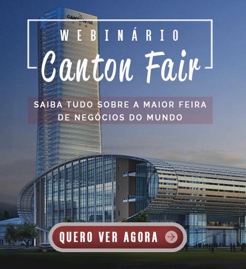 Webinário Canton Fair