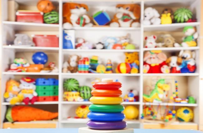 Importação de Brinquedo