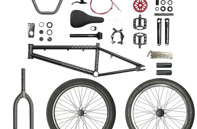 Importação de Peças de Bicicleta