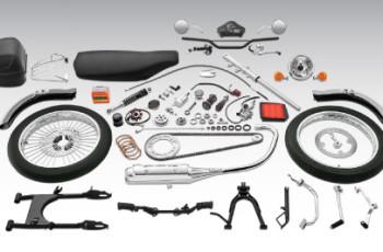Importação de Peças de Moto