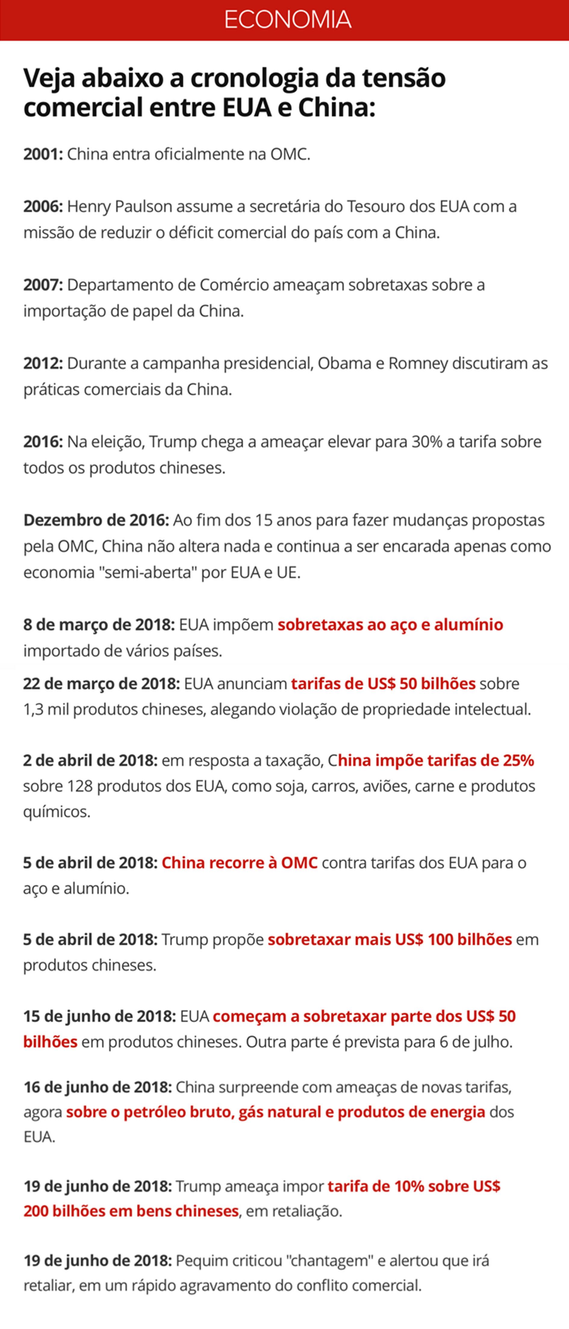 guerra china eua