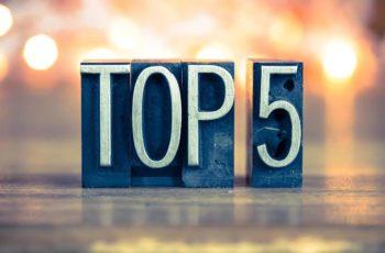 Top 5: Artigos mais lidos em 2019