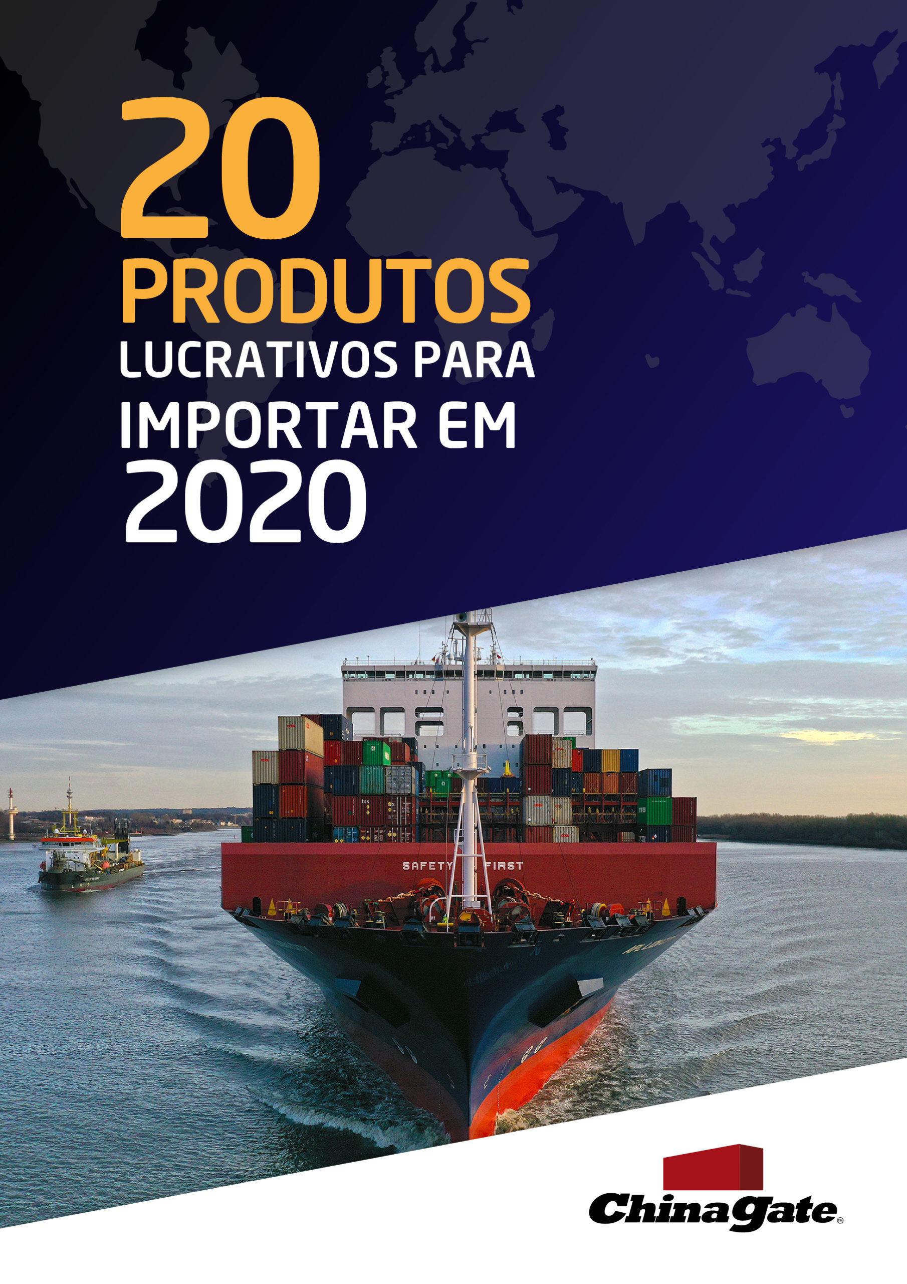 20 produtos lucrativos para importar em 2020
