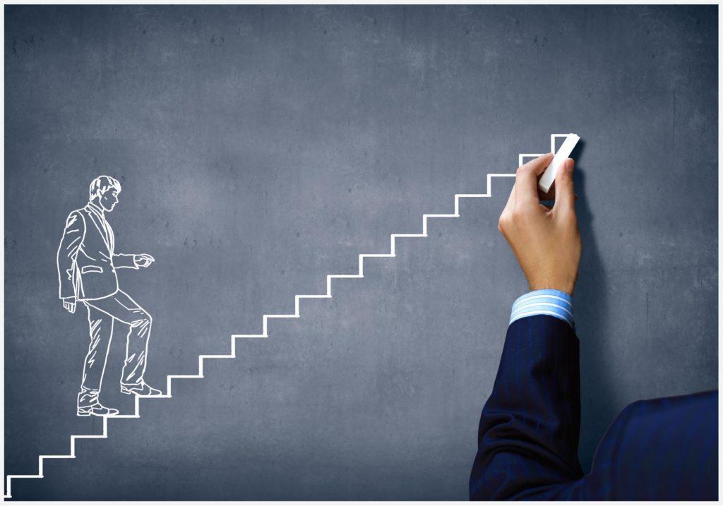 caminho para o sucesso